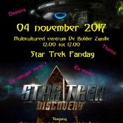 Star Trek fanclubdag in De Bolder