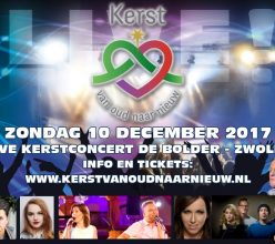 Kerstevent in De Bolder