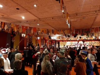 Carnaval Gleuvenskoevers 11 januari 2020 Topfeest