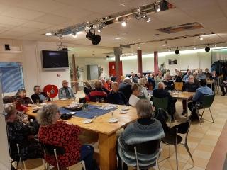 Nieuwjaarsreceptie Wijkgemeenschap AALanden 10 -1-2020