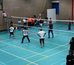 Volleybaltoernooi Molukkers geslaagd