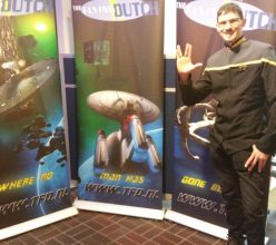 Star Trek Fandag  in De Bolder