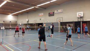 Badminton Club de zwollenaar (website de Bolder, Zwolle)
