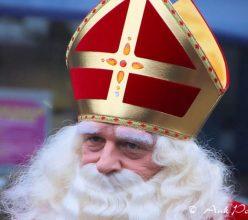 Sinterklaas in De Bolder