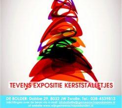Kerstcreatief beurs in De Bolder